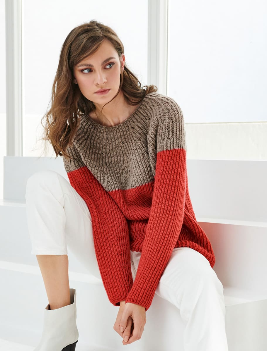 Новые цвета Cool Wool Cashmere от Lana Grossa