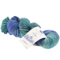 Пряжа Cool Wool Big hand-dyed